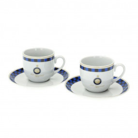 2 tazze caffe Inter