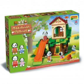 Parco giochi Maximilian Families 8933