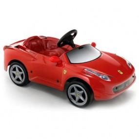 Auto Ferrari 458 Elettrica
