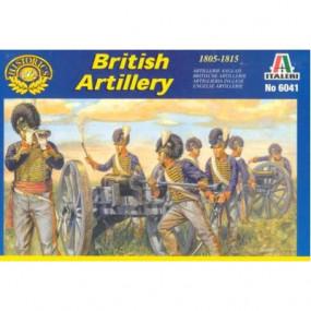 Artiglieria Inglese figurini