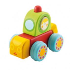 Auto con Squeaker Sevi