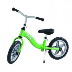Bici pedagogica senza pedali Laufrad Swing 12 verde