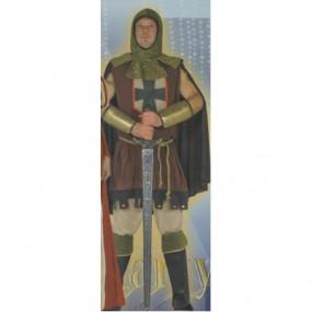 Cavaliere medievale taglia L (50)