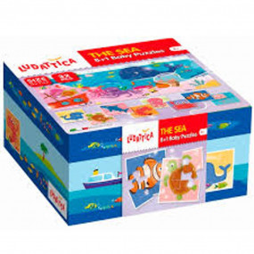 Baby puzzle il mare 32 pz.