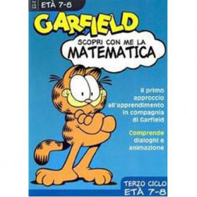 PC Garfield - Matematica 7 - 8 anni