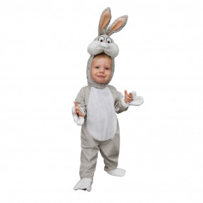 Bugs bunny costume 1/2 anni