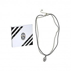 Collana doppio laccio Juventus