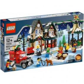 10222 Lego Set Collezionisti Ufficio Postale del Villaggio 12+