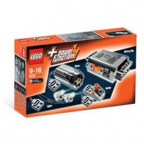 8293 Lego Technic Set Power Functions 9-16 anni