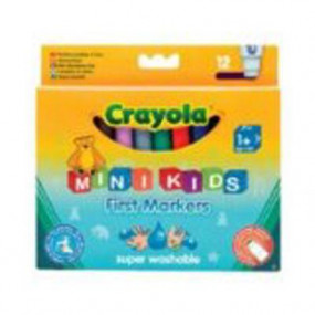 12 colori fibra mini kids Crayola