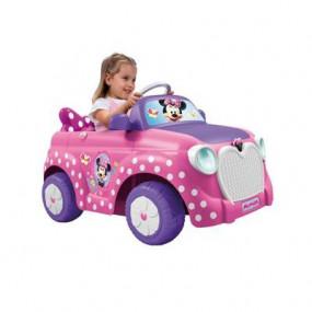 Auto elettrica Minnie 6V