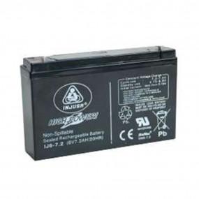 Batteria 6V 7.2ah per veicoli elettrici