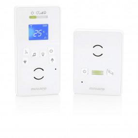 Baby Monitor Digitale Miniland Digitalk luxe