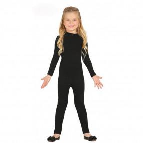 Calzamaglia nera bimbi 5-8 anni