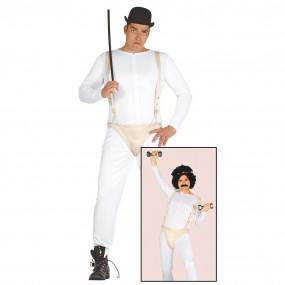 Costume crazy gentleman tg. L