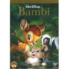 Bambi Special Edition Dvd
