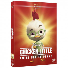 Chicken Little - Amici Per Le Penne Dvd