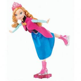 Anna - Frozen danza sul ghiaccio CBC62 Mattel