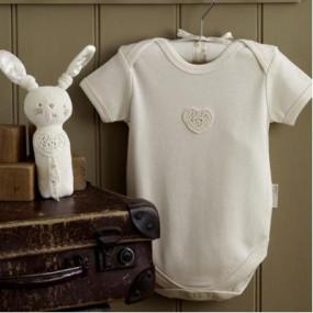 Pure Love Body e sonaglio coniglietto 0-3 mesi