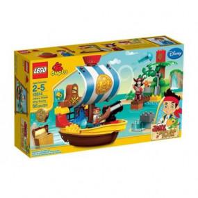 10514 Lego Duplo Jake e i Pirati - Bucky il vascello di Jake 2-5