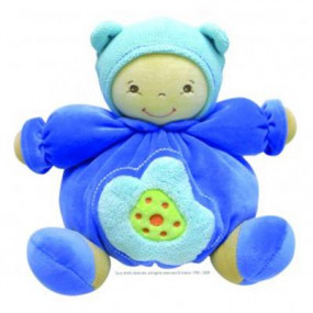 Bebe' Kaloo blu e turchese 25 cm