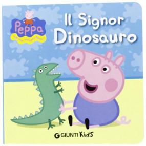 Libro Peppa Pig Il Signor Dinosauro
