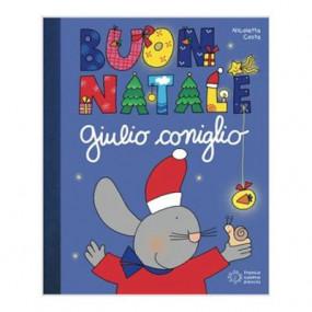 Buon Natale con Giulio Coniglio libro