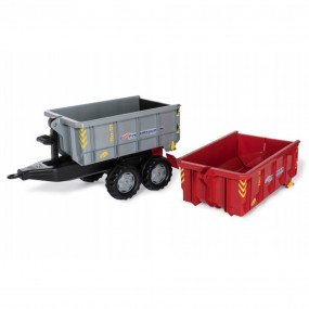 Rimorchio Rolly container set