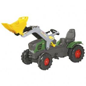 611058 Fendt Vario 211 con ruspa Rolly Toys