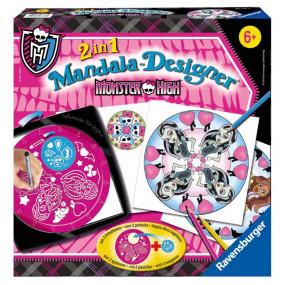 2in1 Mandala Monster High