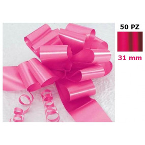 50 fiocchi strip cherry 3 cm