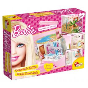 Barbie - Costruisci E Decora La Mia Casa Verde