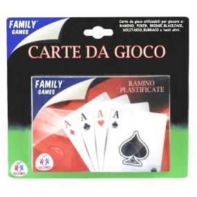 Carte da gioco Poker