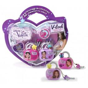 Blister lucchetti Violetta
