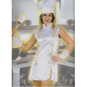 Cuoca Sexy taglia Unica