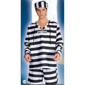Carcerato taglia Unica