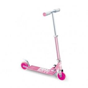 Monopattino 2 ruote Hello Kitty alluminio