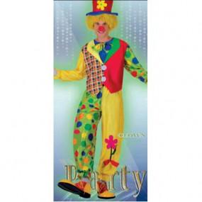Clown taglia XL (52 - 54)