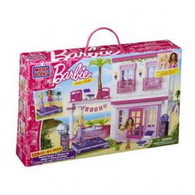 MegaBloks Barbie Casa al mare 4+