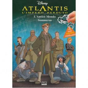 "Album staccattacca ""Atlantis, L'Antico Mondo Sommerso"""