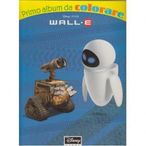 Album da colorare - Wall-e
