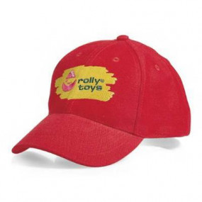 Cappellino rosso Rolly Toys