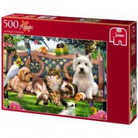 Amici Animali 500 pezzi