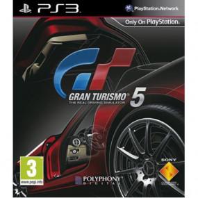 Gran Turismo 5 Playstation 3
