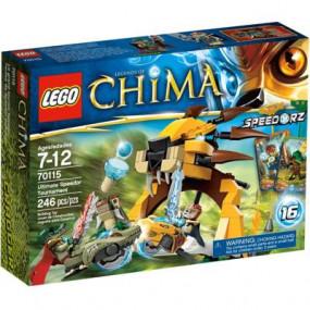 70115 Lego Chima - Il torneo finale degli Speedor  7-12 anni