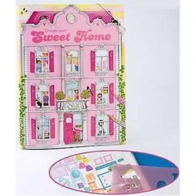 Album crea e colora la tua casa