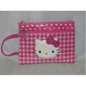 Busta con maniglia Lolly Pink Hello Kitty