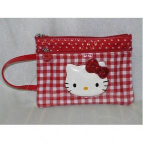Busta con maniglia Lolly Red Hello Kitty