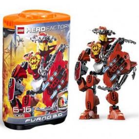 2065 Lego Hero Factory Furno 2.0 6-16 anni