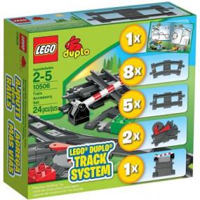 10506 Lego Duplo Set Accessori Ferrovia 2-5 anni